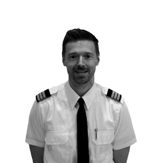 Airline Pilot - Johan - Ambassadair