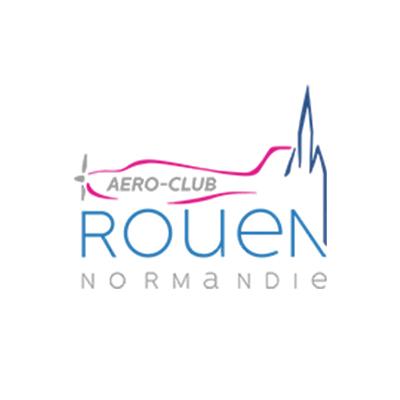 Logo Aéroclub de Rouen Normandie