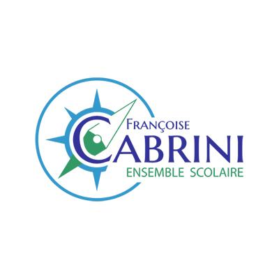 Logo lycée françoise cabrini