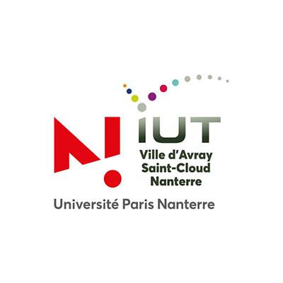 Logo IUT Ville d'Avray