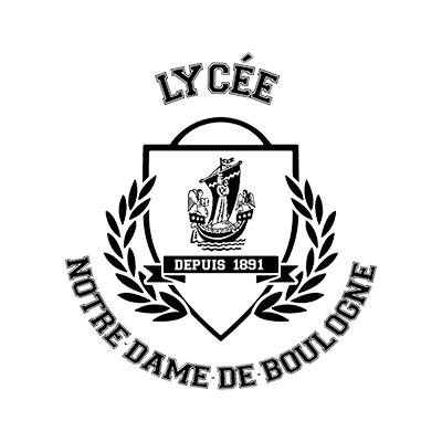 logo lycée notre dame de boulogne