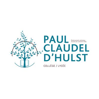 Logo Lycée paul claudel d'hulst