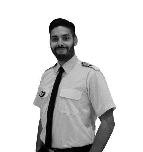Pilote de Ligne - Yassine - Ambassadair