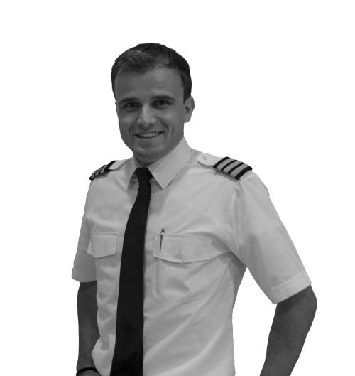 Pilote de Ligne - Maxime - Ambassadair