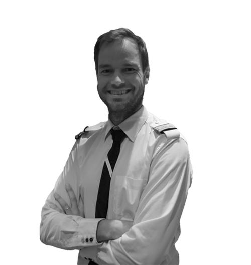 Pilote de Ligne - Edouard - Ambassadair