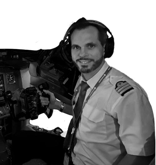 Pilote de Ligne - Cédric - Ambassadair