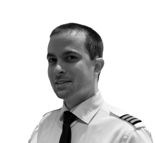 Pilote de Ligne - Frédéric Profil - Ambassadair