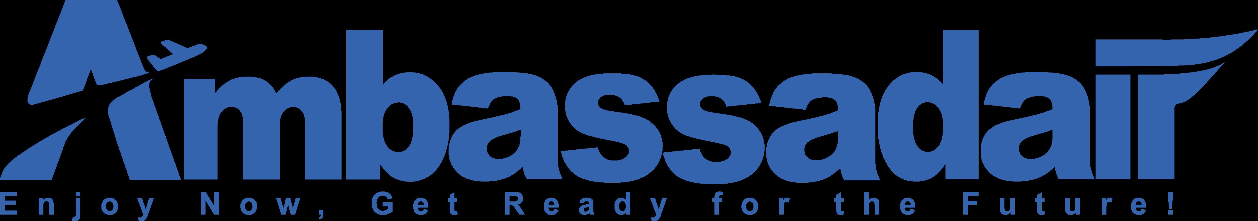 Blue Logo - Ambassadair