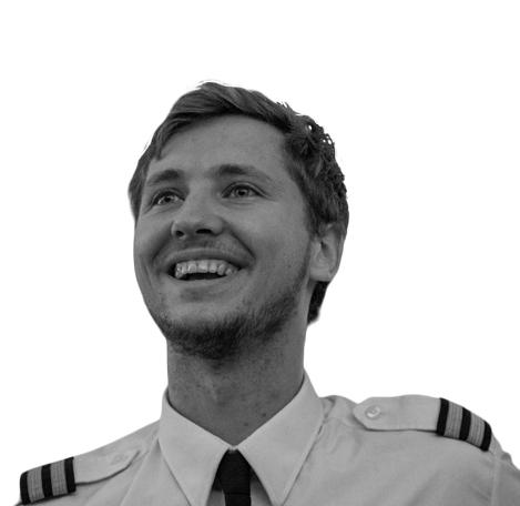 Pilote de Ligne - Xavier B. - Ambassadair