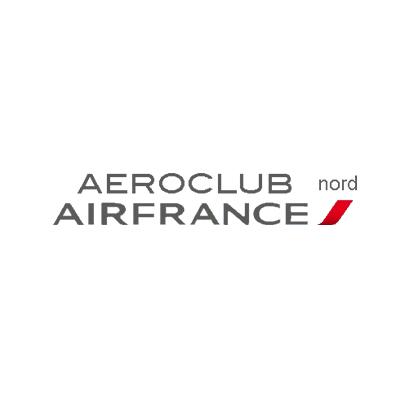 Logo aéroclub Air France