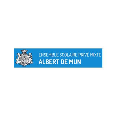Logo lycée albert de mun