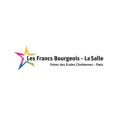 Logo lycée les francs bourgeois