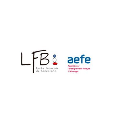 Logo lycée français de Barcelone