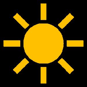 Visual de un sol
