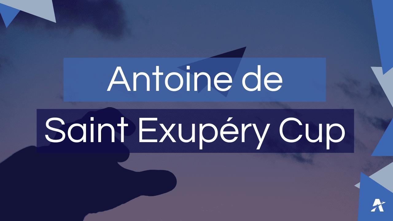 Article Ambassadair - Saint Exupéry Cup