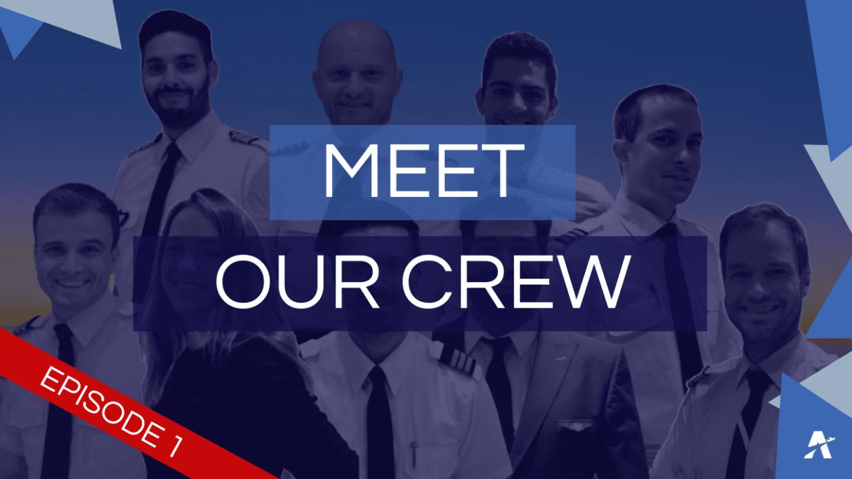 Visuel - Equipe Ambassadair - MEET OUR CREW