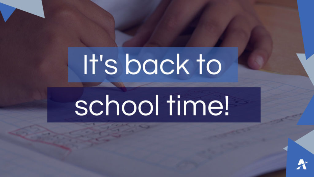 Article On Air - Back to school